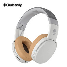 หูฟังบลูทูธ Skullcandy Crusher 3.0 BT Gray/Tan/Gray