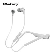 หูฟังบลูทูธ Skullcandy Smokin Buds 2 BT White/White/Chrome