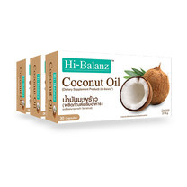 Hi-Balanz น้ำมันมะพร้าว 30 แคปซูล แพ็ก 3 กล่อง