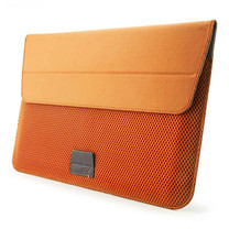 "Cozistyle Stand Sleeve 15"" Poly Fabric (ARIA Collection) Orange"