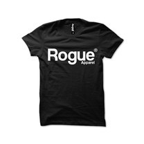 Rogue Men T-Shirt MST-15 Black SizeL