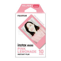 Fujifilm ฟิล์ม Instax Mini Film รุ่น Solid Colour Pink