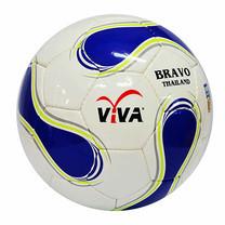 VIVA ฟุตบอลหนังเย็บ รุ่น Bravo Thailand เบอร์ 5 (FIFA Approved)