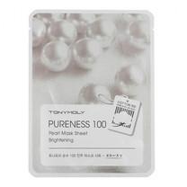 Tonymoly Pureness 100 Pearl Mask Sheet Pack 10