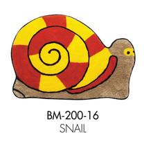 WSP พรมอะครีลิก Funny Mat (55 x 55 ซม.) BM-200-16/Snail