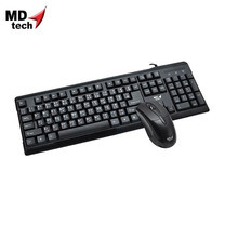 MD-TECH Combo เซ็ต Keyboard & Mouse USB KB111+M11