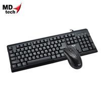 MD-TECH Combo เซ็ต Keyboard & Mouse USB KB111+M11