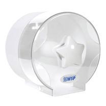 WSPกล่องใส่ทิชชู่ แบบม้วนเล็ก สีใส