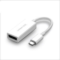 UGREEN รุ่น 40372 ตัวแปลงสัญญาณภาพ USB-C / Thunderbolt 3 เป็น Display Port