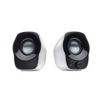 Logitech Stereo Speakers Z120 Black & White
