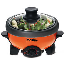 Imarflex หม้อสุกี้ไฟฟ้า EP-751