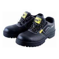 YAMADA รองเท้าเซฟตี้หัวเหล็กสีดำ รุ่น PLS5