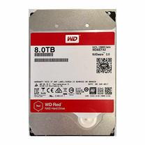 """WD Caviar Red 3.5"""" HDD NAS SATA3(6Gb/s) 256MB 5400RPM 8 TB (WD80EFAX)"""