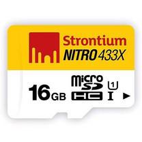 Strontium STT NITRO UHS-1 microSD 16 GB