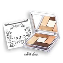 IN2IT Eye Color Palette 4.5ก.#ESC04 Island sands
