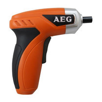 AEG ไขควงพร้อมดอก ไร้สาย 4V SD4ELi