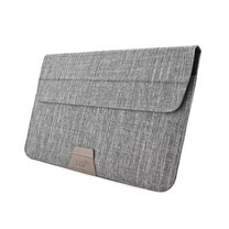 "Cozistyle Stand Sleeve 15"" Poly Fabric Gray"