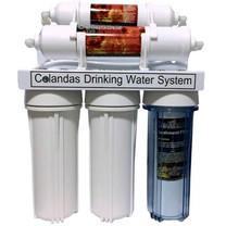 Colandas เครื่องกรองน้ำ 5 ขั้นตอน รุ่น CO05NR สีขาว