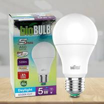 Bio Bulb LED S-Series ขั้ว E27-5 วัตต์ แสงเดย์ไลท์