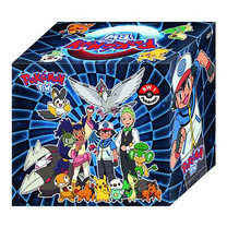 Box set DVD Pokemon Best Wish series vol.1-13