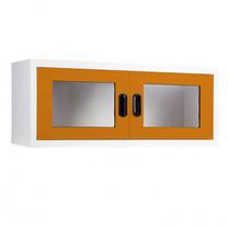KIOSK-MAX-012 ตู้แขวนวางหนังสือบานเปิดกระจก รุ่น Maxbook