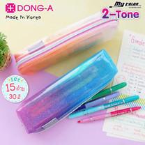 Sakura DONG-A ปากกา my color 2-TONE ชุดเซ็ต 30 สี MC3-15c (กระเป๋าคละสี)