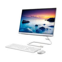 Lenovo All In One Computer ideacentre AIO A340-22IWL PQC5405U 4GB 1TB Int W10 3Y White