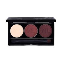 Nario Llarias Eyeshadow Palette #P01 Red Velvet
