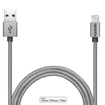 ADATA Sync & Charge Lightning Cable Aluminum