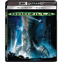 Blu-ray (4K) Godzilla อสูรพันธุ์นิวเคลียร์ล้างโลก [4K Ultra HD+Blu-ray]
