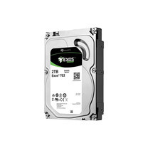 "Seagate Exos 7E2 HDD 512N 3.5"" 7200 RPM 128MB SATA 6GB/s (ST2000NM0008) 2TB"