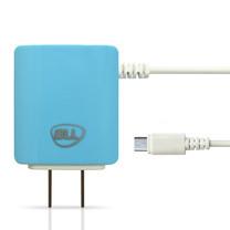 Bill Adaptor Micro USB BLL2005 V8 ฟ้า
