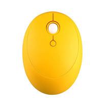 Mofii เม้าส์ไร้สาย 2.4 GHz รุ่น MOCHI Yellow