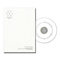 CD EXO EXACT Lucky one (Ver.เกาหลี)