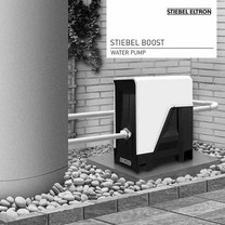 Stiebel เครื่องปั๊มน้ำ BOOST 4A - CS