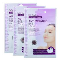 Dermal Anti - wrinkle eye patch 6ก. #Violet
