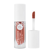 Baby Bright Lip & Cheek Matte Tint 2.4 ก. No.15 Dry Leaf