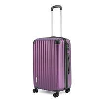 POLO TRAVEL CLUB กระเป๋าเดินทาง HKEXD 8009 ไซส์ 24 สีม่วง