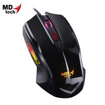 MD-TECH Optical Mouse USB MD-98 Black