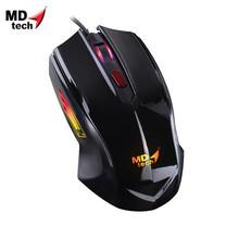MD-TECH Optical Mouse USB MD-98 Black