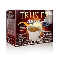 TRUSLEN Coffee Bern ทรูสเลน คอฟฟี่ เบริ์น กาแฟควบคุมน้ำหนักสูตรพิเศษ บรรจุ 10 ซอง 1 กล่อง เพิ่มพิเศษ 2 ซอง