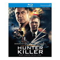 Blu-ray Hunter Killer สงครามอเมริกาผ่ารัสเซีย