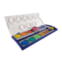 Pelikan Opaque Paint Box 735K/12 Colors