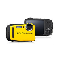 Fujifilm Compact Camera Finepix XP120 EE C Yellow