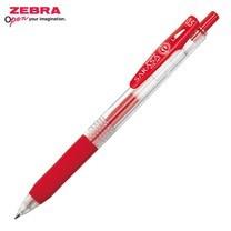Zebra ปากกาหมึกเจล Sarasa Clip 0.5 มม. JJ15-R หมึกสีแดง (12 ด้าม/กล่อง)