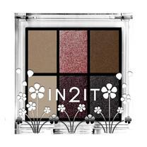 In2IT Nude Colour Palette #ESN04 mauve 5 ก.
