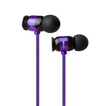 Ipipoo หูฟังแบบอินเอียร์ รุ่น IP-80Hi Purple