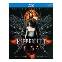 Blu-ray Peppermint นางฟ้าห่ากระสุน
