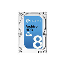 """Seagate Archive HDD 3.5"""" 5900 RPM 128MB SATA 6GB/s (ST8000AS0002) 8TB"""