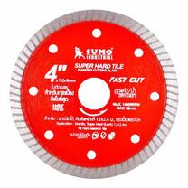 """SUMO ใบตัดเพชร 4""""x1.4x9 Fast Cut 1ใบ"""